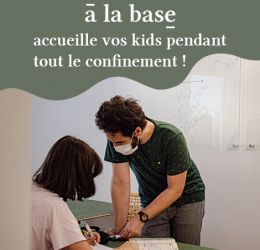 a la base - confinement 3